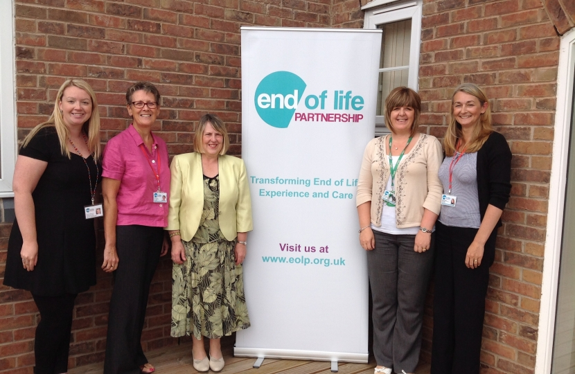 End of Life Partnership