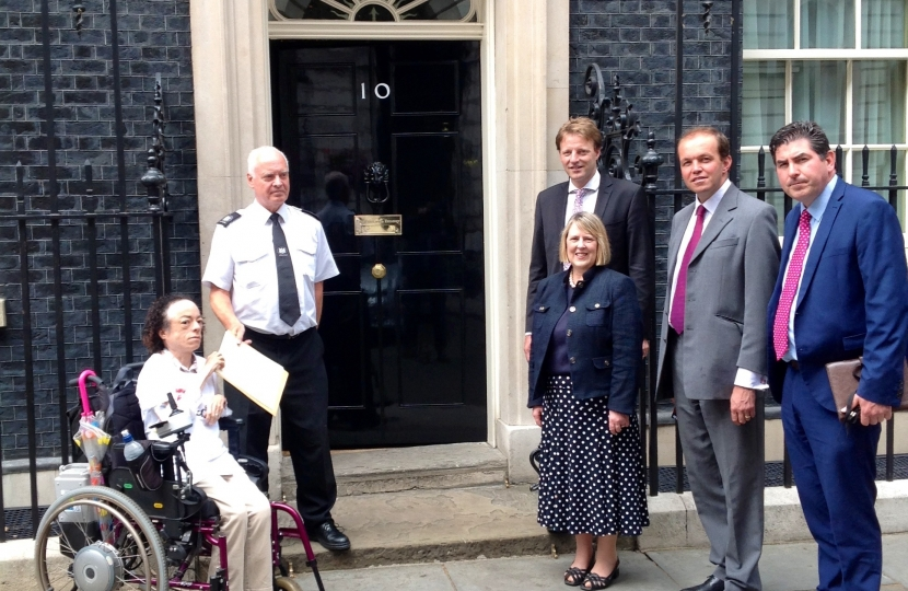 Palliative Care petition to No 10