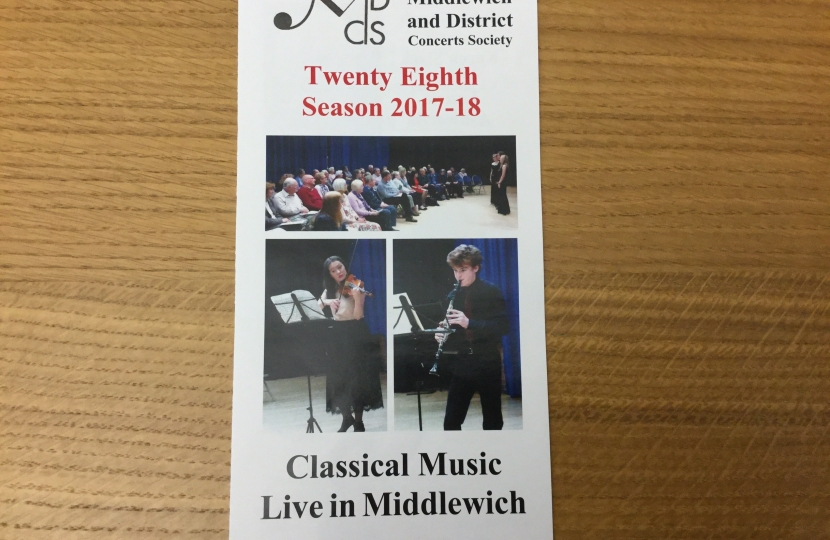 Middlewich and District Concert Society