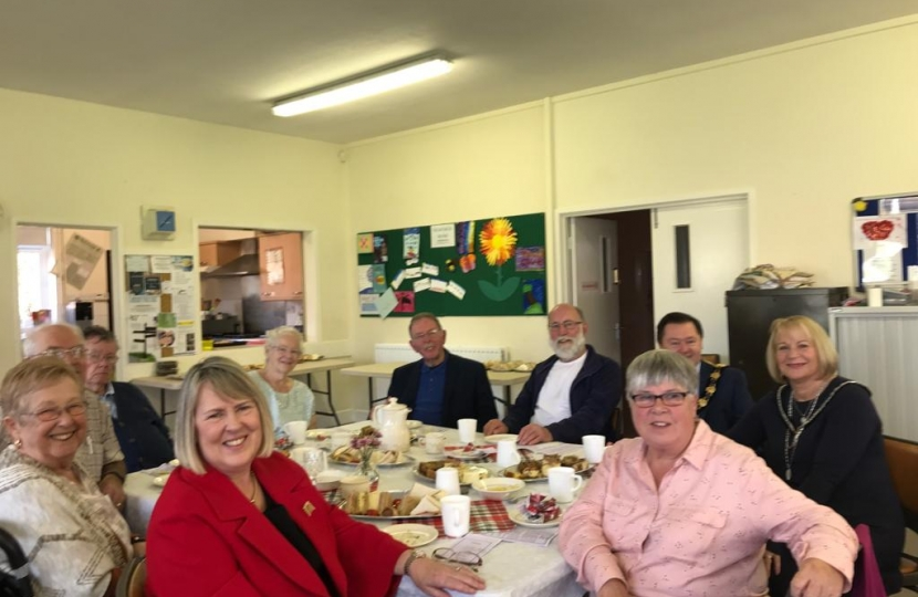 Middlewich Afternoon Tea