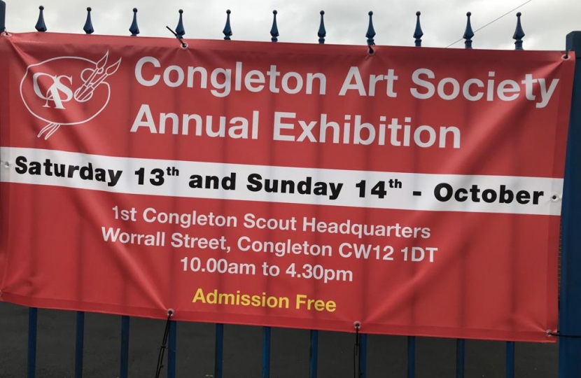 Congleton Arts Society