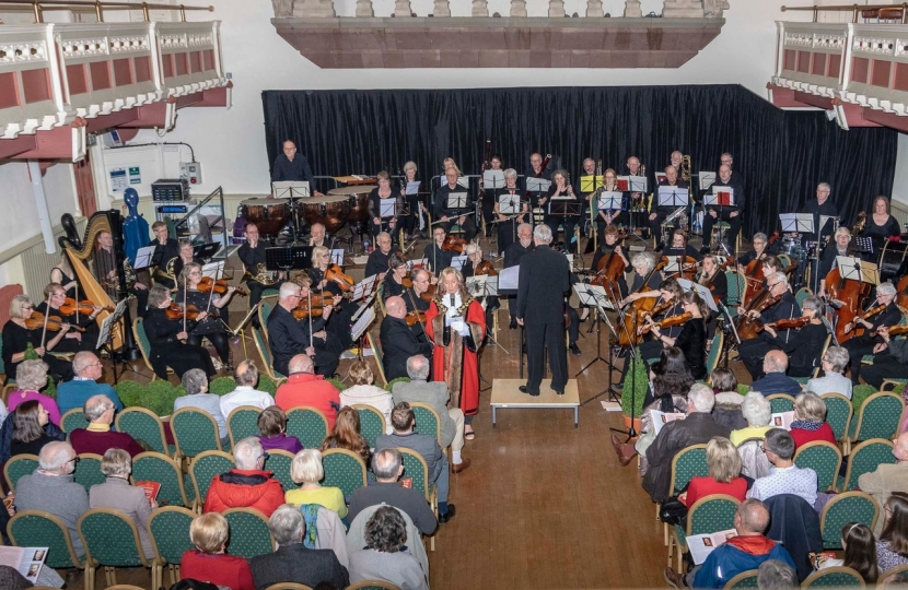 Congleton Town Mayoral Concert