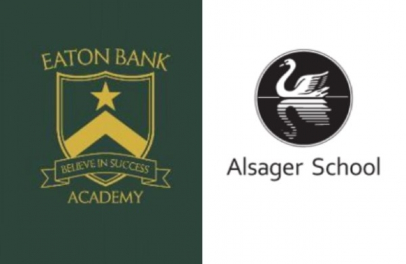 Eaton Bank & Alsager School