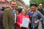 FB and Deputy Mayor of Congleton